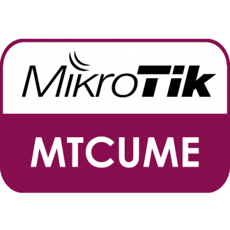 MikroTik Certified User Management Engineer
