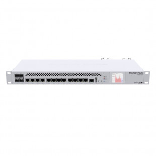 Маршрутизатор MikroTik Cloud Core Router 1036-12G-4S (CCR1036-12G-4S-EM)