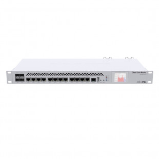 Маршрутизатор MikroTik Cloud Core Router 1036-12G-4S (CCR1036-12G-4S)
