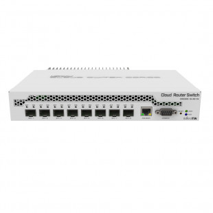 Комутатор MikroTik Cloud Router Switch 309-1G-8S+IN (CRS309-1G-8S+IN)