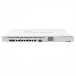 Маршрутизатор MikroTik Cloud Core Router 1009-7G-1C-1S+ (CCR1009-7G-1C-1S+)